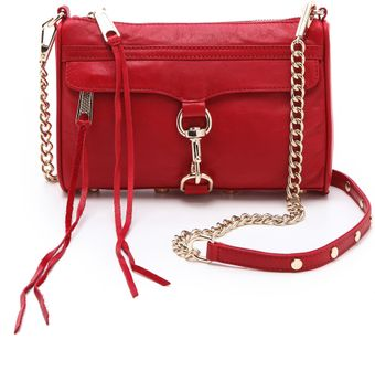 Rebecca Minkoff Mini Mac Bag - Lyst