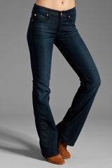 7 For All Mankind Kimmie Bootcut - Lyst