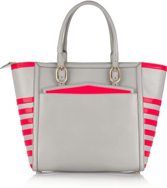 Christian Louboutin Leather Tote - Lyst