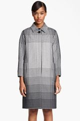 Marc Jacobs Dégradé Stripe Coat - Lyst