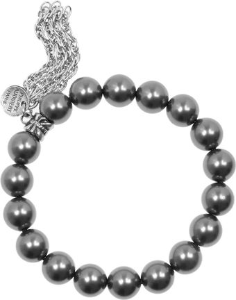 Philippe Audibert Stessy Silverplated Bracelet - Lyst