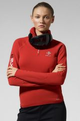 RLX Ralph Lauren Stretch Fleece Mockneck - Lyst