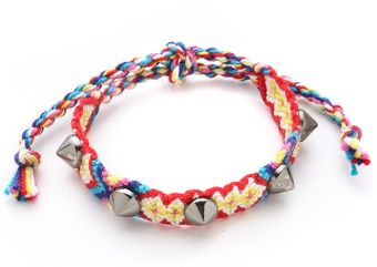 Tai Studded Friendship Bracelet - Lyst