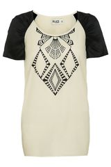 Alice By Temperley Isabel Top - Lyst