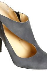 Balenciaga Cutout Shoe Boot - Lyst