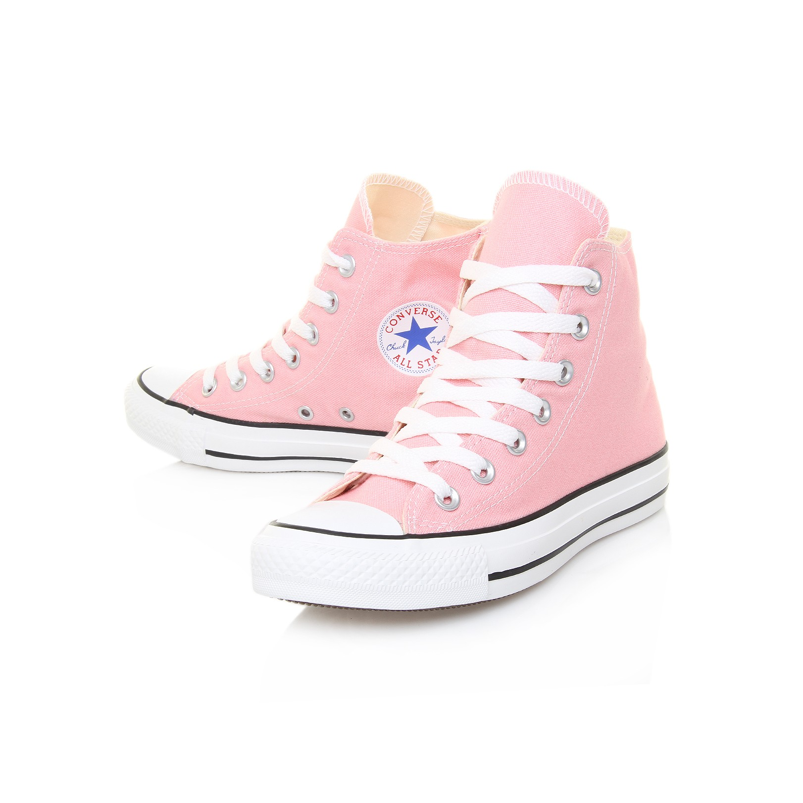 light pink converse shoes