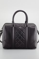 Givenchy Lucrezia Quilted Medium Satchel Bag