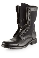 Kenneth Cole Biker Phone Boot - Lyst