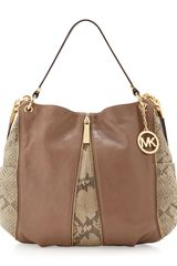Michael by Michael Kors Medium Shoulder Bag - Lyst