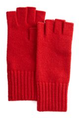 Portolano Fingerless Gloves - Lyst