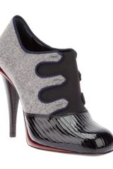 Fendi Stiletto Shoe - Lyst