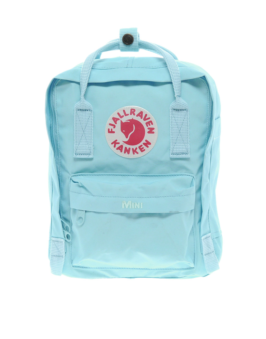 Fjallraven Mini Backpack In Blue Lightblue Lyst