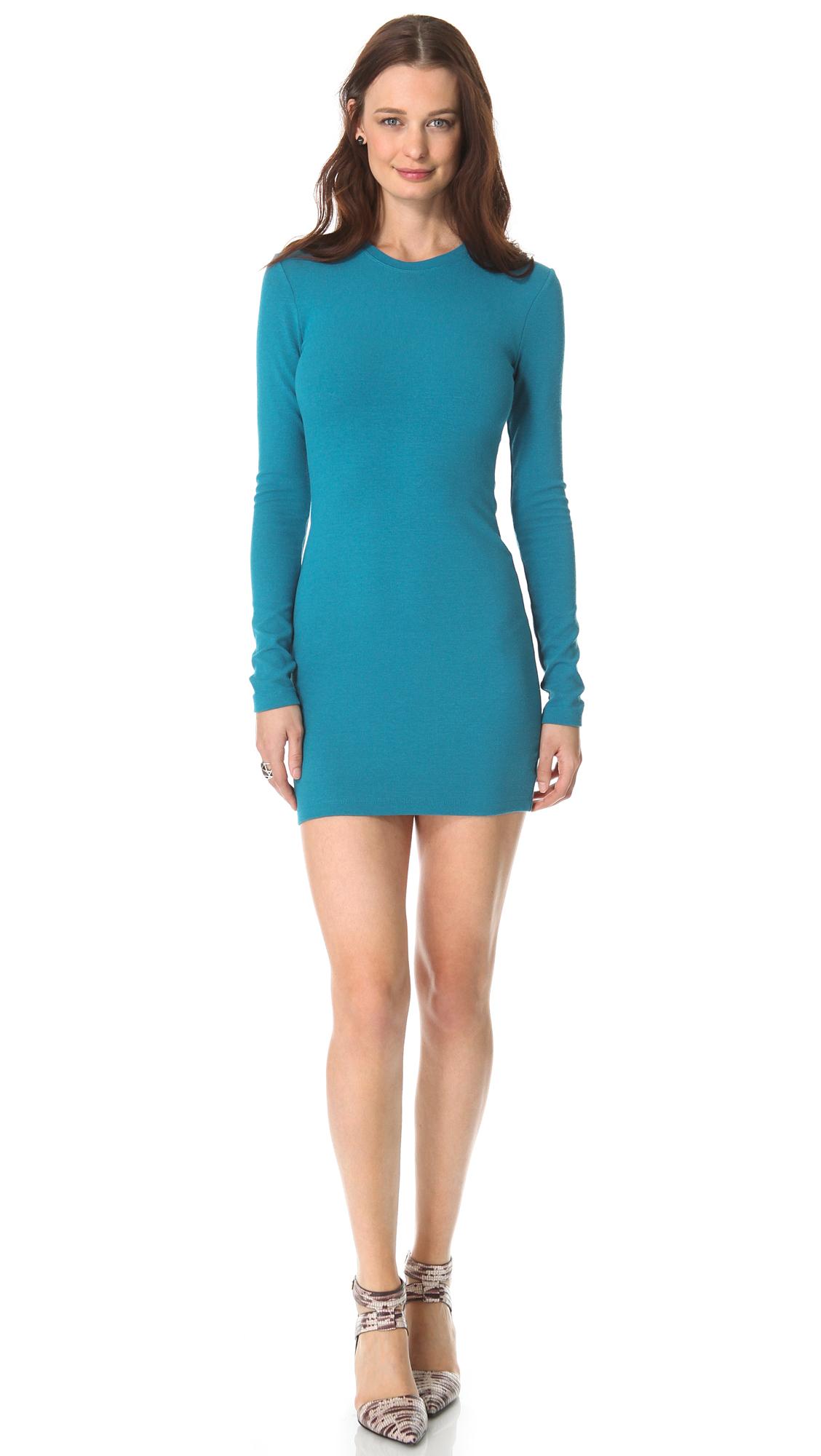 lyst kimberly ovitz aisu dress in blue