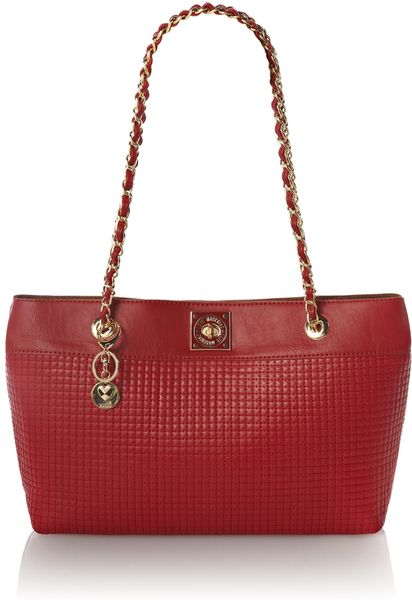 Tote Bag With Chain Strap 106