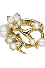 Shaun Leane Cherry Blossom Branch Ring - Lyst
