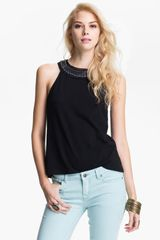 Free People Necklace Tank - Lyst