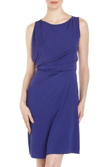 Cut25 Matte Jersey Drape Dress - Lyst