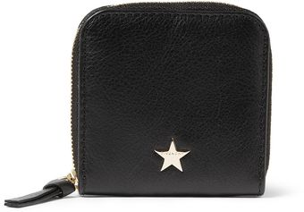 Givenchy Star Leather Coin Wallet - Lyst