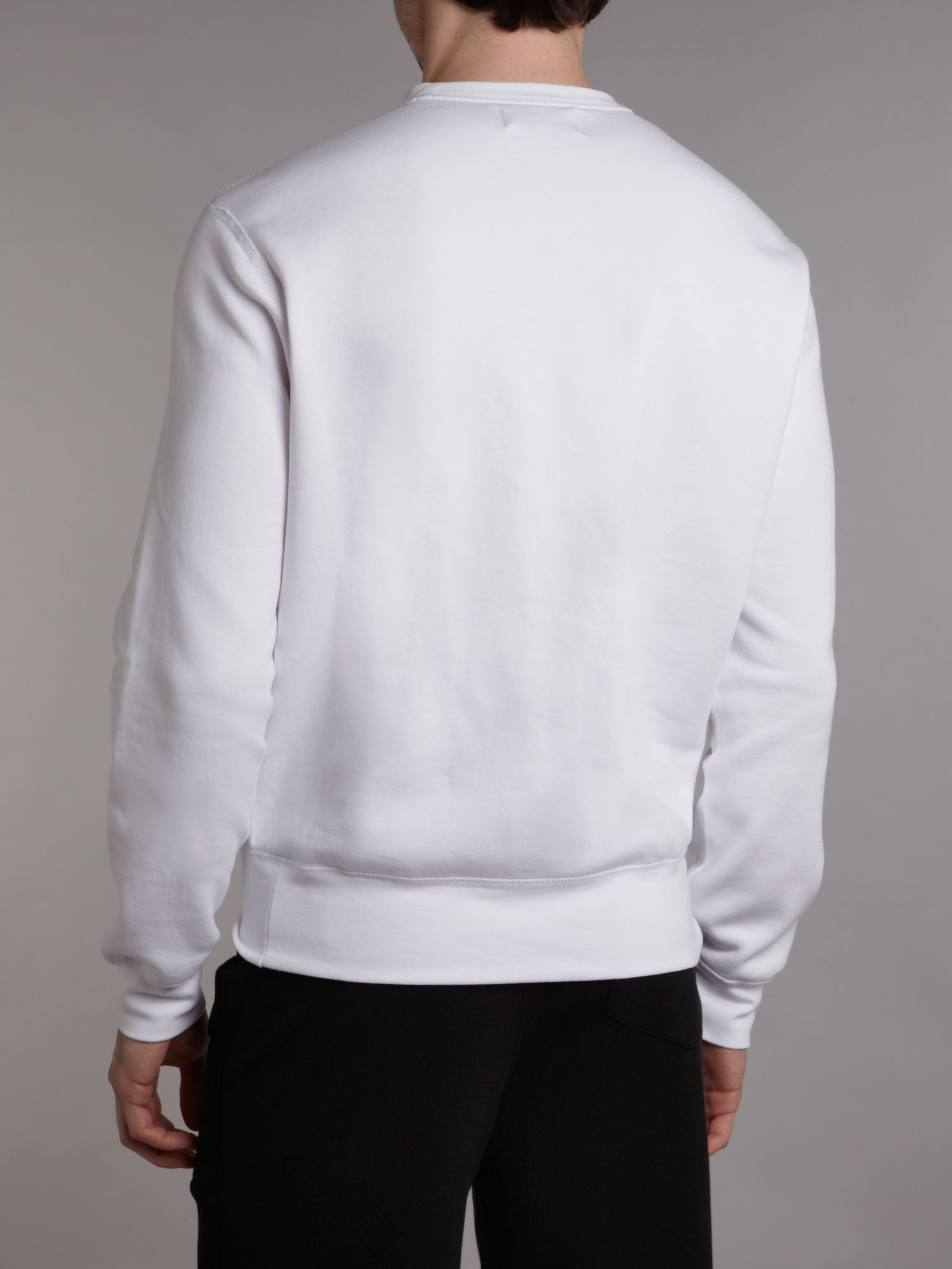 Shop for white crew neck sweater online at Target. Free shipping on purchases over $35 and save 5% every day with your Target REDcard.