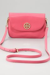 Tory Burch Robinson Small Crossbody Bag  - Lyst
