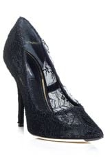 Dolce & Gabbana Lace Shoes - Lyst