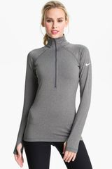 Nike Pro Hyperwarm Half Zip Top