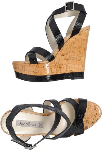 Aldo Brue' Wedge - Lyst