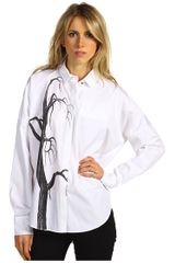 Costume National Shirt - Lyst