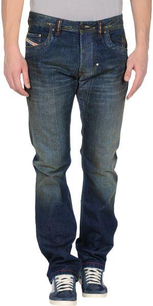 Diesel Denim Pants in Blue for Men