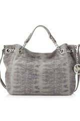 Michael Kors Jet Set Medium Shoulder Tote - Lyst