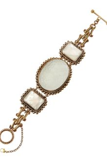 Stephen Dweck Carved Rock Crystal Bracelet - Lyst