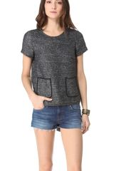 Club Monaco Hollyn Top - Lyst