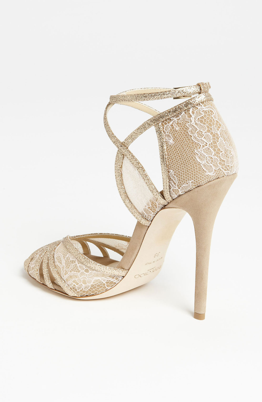 7f0c2621224d Jimmy Choo beige Fitch sandals (pre order)