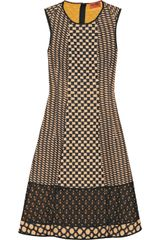 Missoni Crochetknit Cottonblend Dress - Lyst