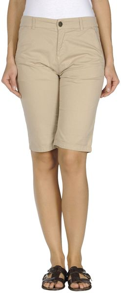 Twin-set Simona Barbieri Bermuda Shorts - Lyst