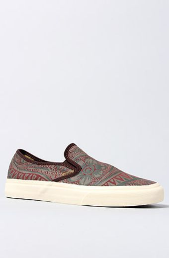 Vans The Decon Ca Slipon Sneaker in Butter Chocolate - Lyst