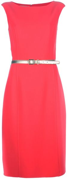 Michael Kors Shift Dress - Lyst
