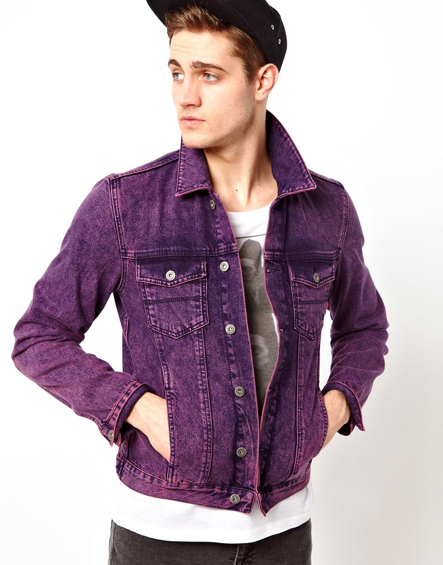 Shop Men's ASOS Casual jackets on Lyst. Track over ASOS Casual jackets for stock and sale updates.