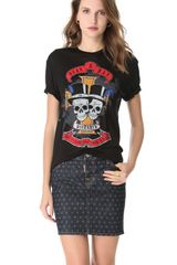 DSquared2 Printed Tee - Lyst