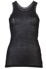 T By Alexander Wang Ribbed Tank - Lyst