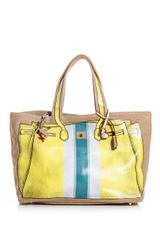 V73 Bandes Printed Canvas Bag - Lyst