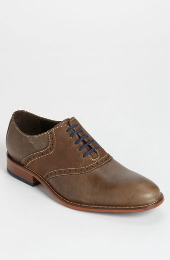 Cole Haan Air Colton Saddle Oxford - Lyst