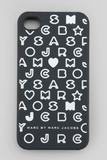 Marc By Marc Jacobs Stardust Iphone 4 and 4s Case - Lyst