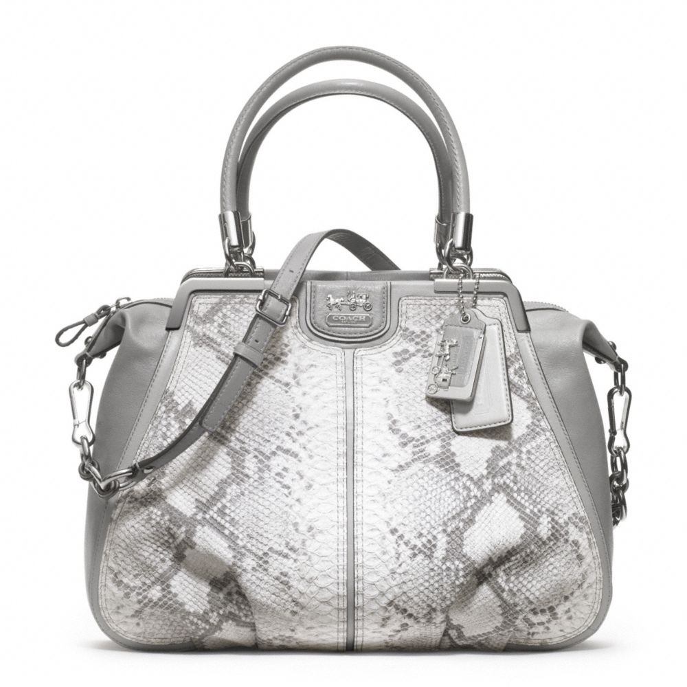 coach gray purse thil  Gallery