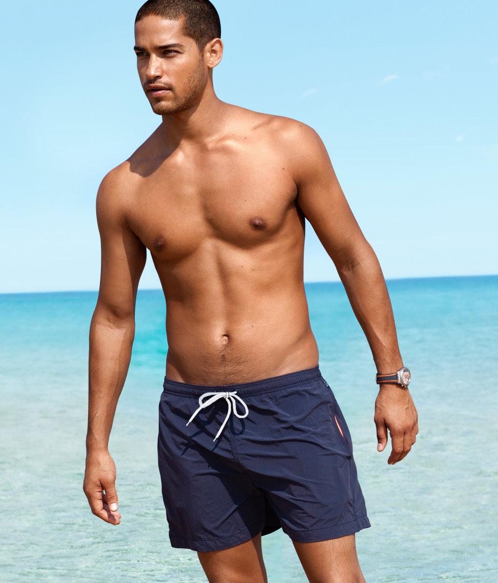 c19bea15e5 H&M Swim Shorts in Blue for Men - Lyst