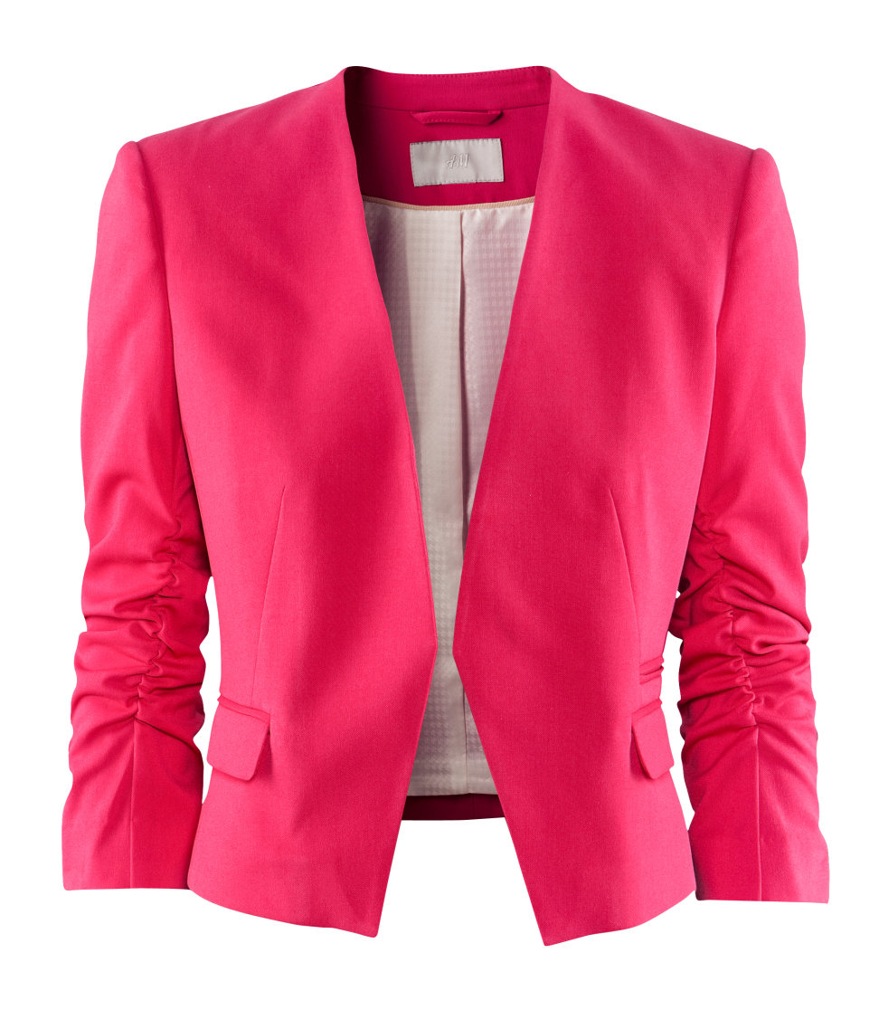 Cerise Pink Jacket - JacketIn