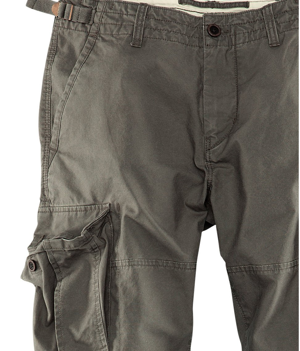 Lyst H Amp M Cargo Pants In Natural For Men