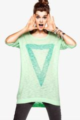 H&m Jumper in Green (mint) - Lyst