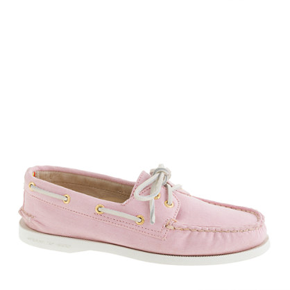 J.crew Sperry Topsider For Jcrew Authentic Original 2eye Boat ...