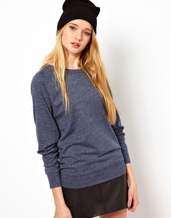 Nike Lightweight Crew Neck Top - Lyst